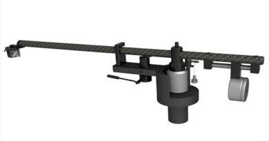 MHW Audio Levar Ultimate Carbon-Oil Tonearm