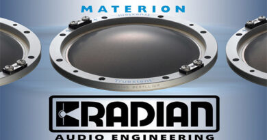 Materion and Radian Audio join forces to launch beryllium drivers