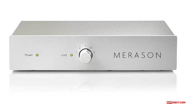 Merason Pow1 Power Supply Module For Frérot DAC