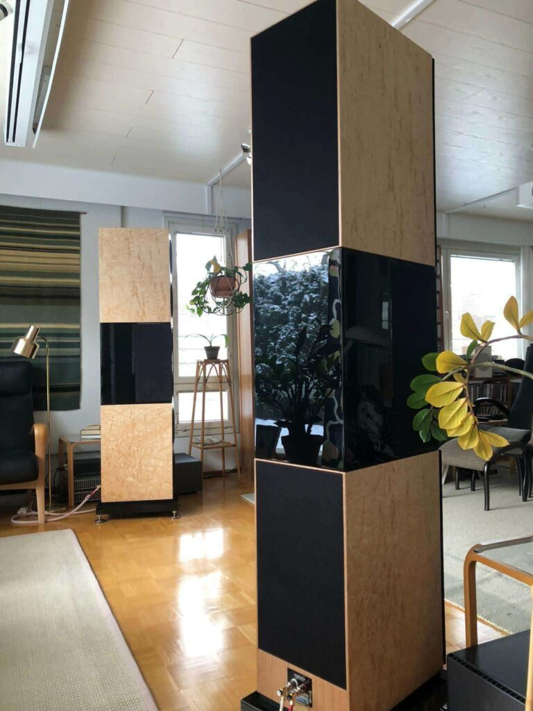 Penaudio Karelia floor standing speakers