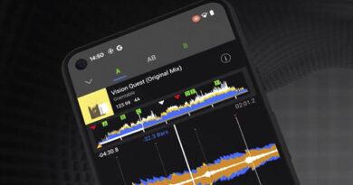 Pioneer DJ Rekordbox app