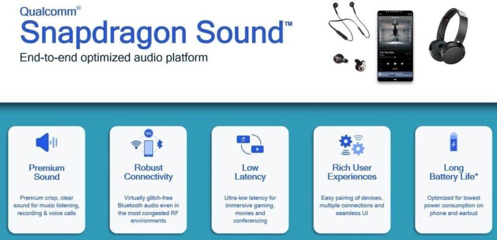 Qualcomm Snapdragon Sound Platform