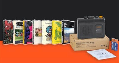 RecordingTheMasters and ThinkIndie Distribution to release seven cassette albums with player