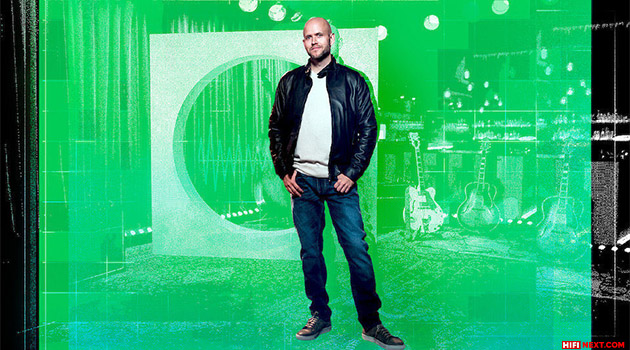 Spotify CEO talks about the future of the service and how to monetize music and podcasts