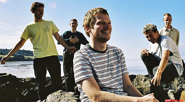 Squid will record vinyl live on the BBC