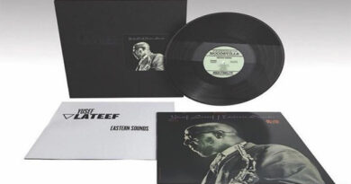 """The Craft Recordings label has expanded the series of vinyl re-releases of Small Batch with the """"Eastern Sounds"""" album by Yousef Latif"""