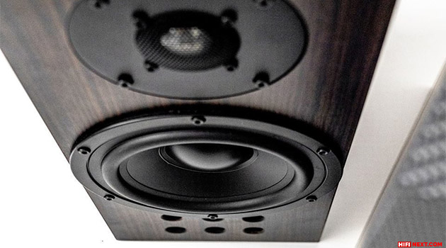 Tmaudio speakers Naked collection