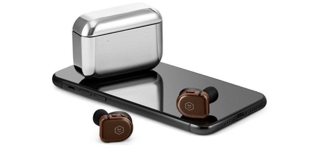 Master & Dynamic MW08 TWS Headphones