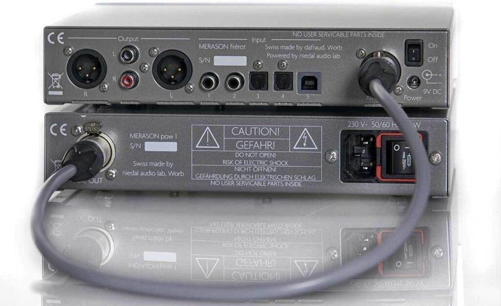 Merason Pow1 Power Supply Module For Frérot DAC