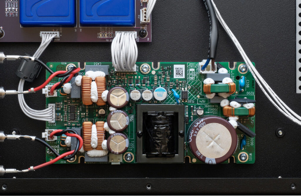 ICEpower 200AS2 as power amplifier
