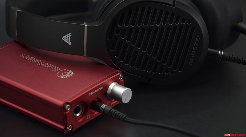 Audeze LCD-1 and EarMen TR-Amp