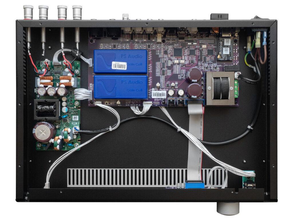 Inside the PS Audio Stellar Strata