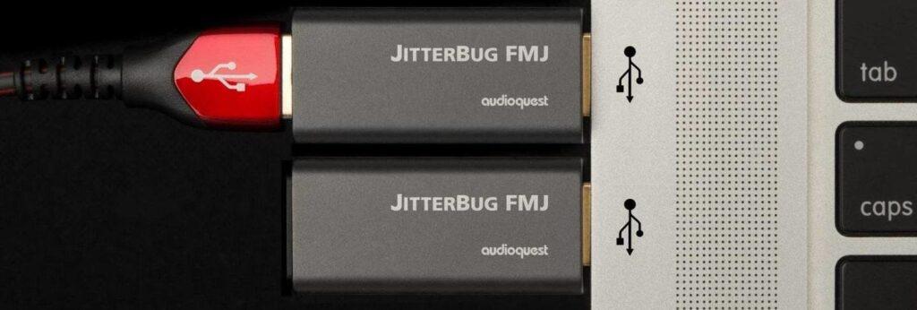 AudioQuest JitterBug FMJ USB Noise Filter