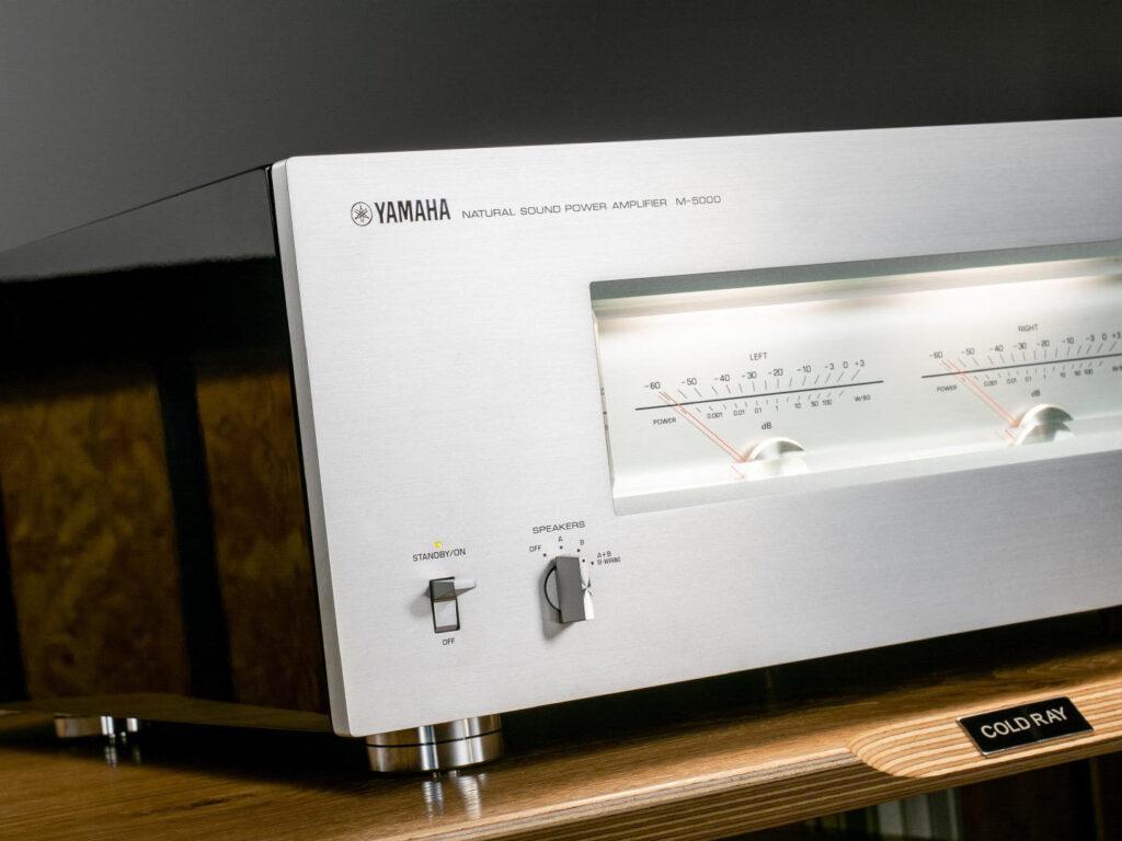 Yamaha M-5000 power amplifier