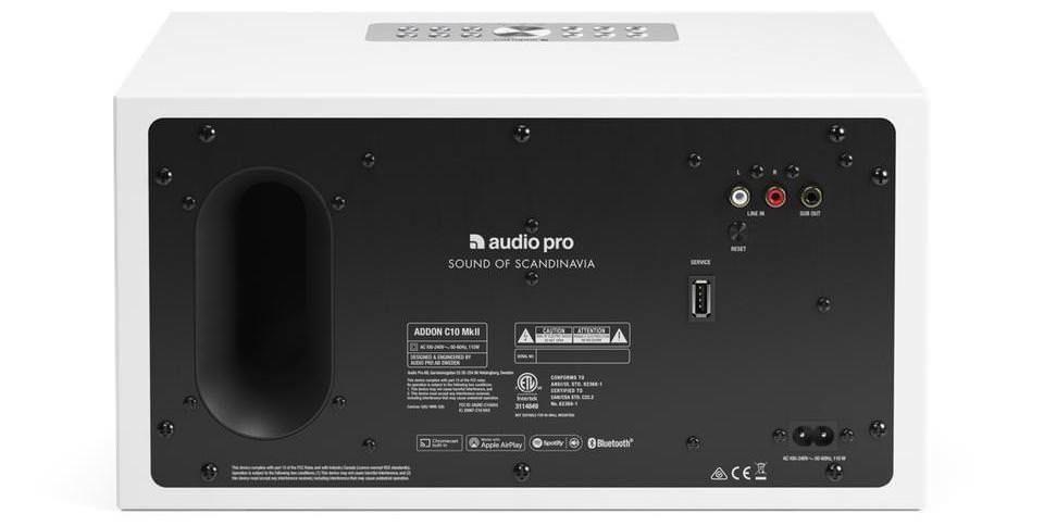 Audio Pro C10 MkII Wireless Speaker
