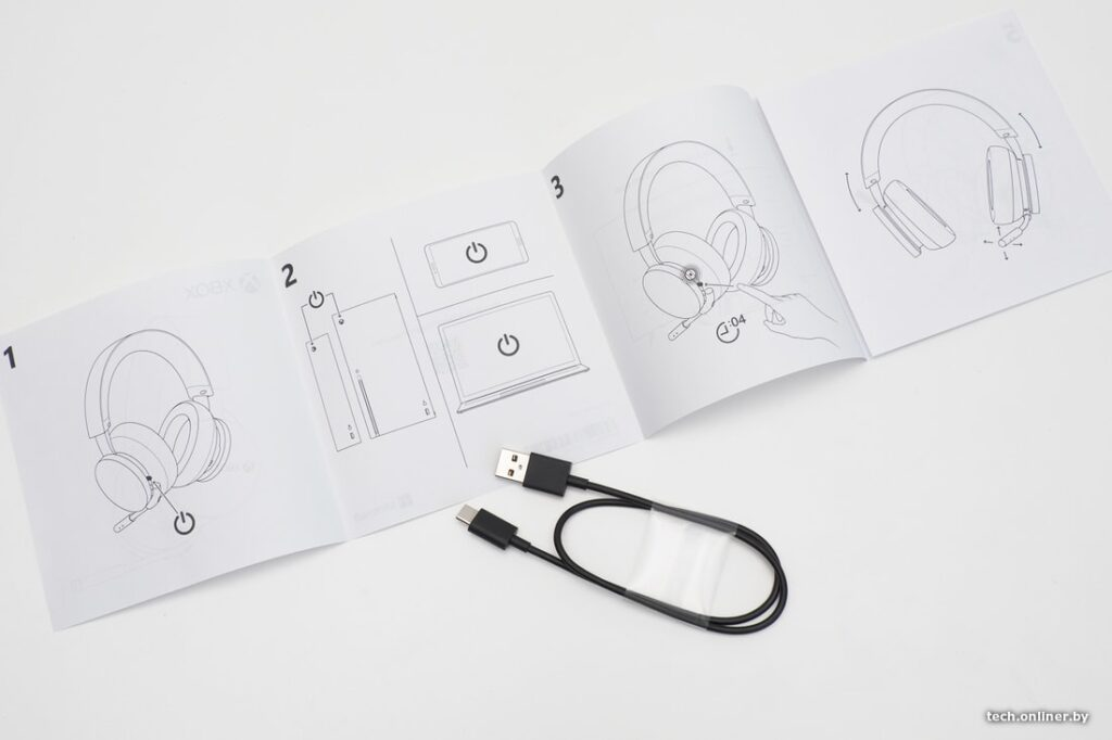 Xbox Wireless Headset package