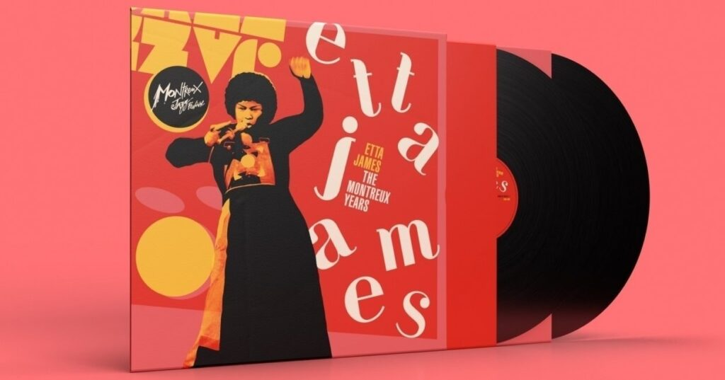 Etta James The Montreux Years