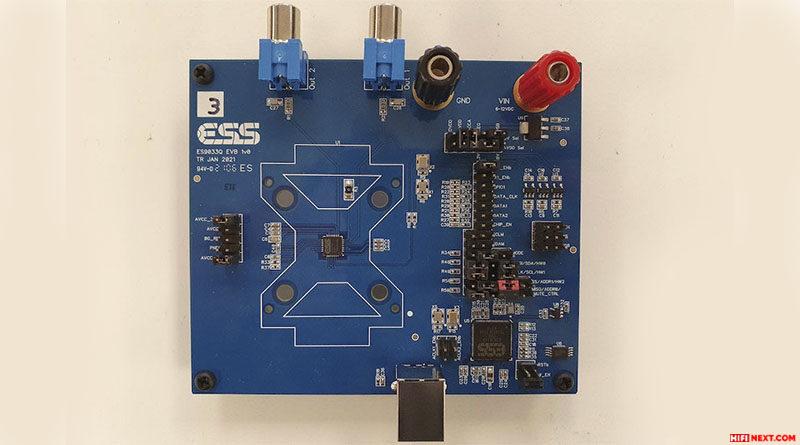 DAC ESS Technology ES9033Q