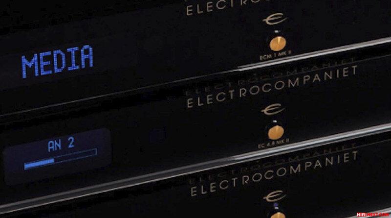 Electrocompaniet EC Play v2.2