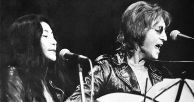 """Forgotten footage of John Lennon and Yoko Ono in 1968 combined with a new version of the song """"Look At Me"""""""