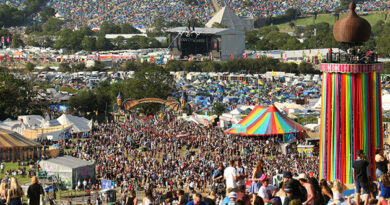 Glastonbury Festival Organizers Prepare Live at Worthy Farm Online Broadcast