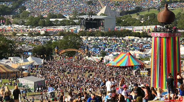 Glastonbury Festival Organizers Prepare Live at Worthy Farm Online Broadcast