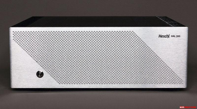 Heschl Audio Labs HAL 300 amplifier
