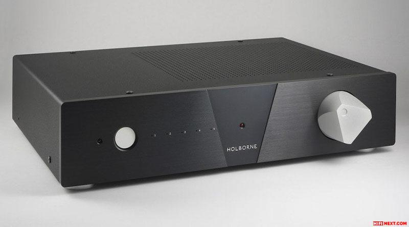 Holborne Passion hybrid amplifier