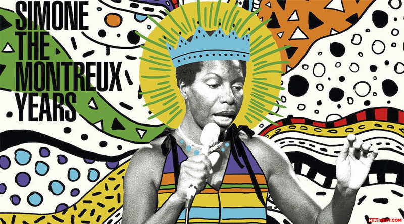 Nina Simone performances at the Montreux Jazz Festival will be released on a double album