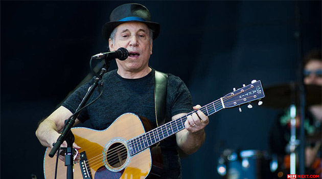 Sony bought the rights to all Paul Simon songs