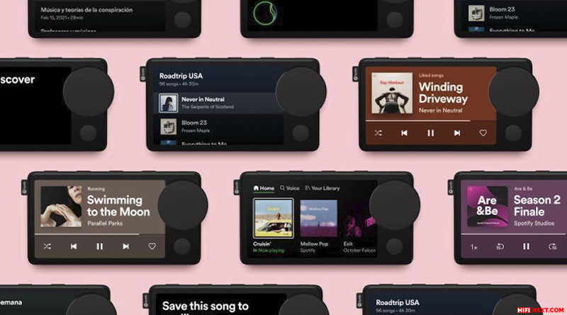 Spotify Car Thing