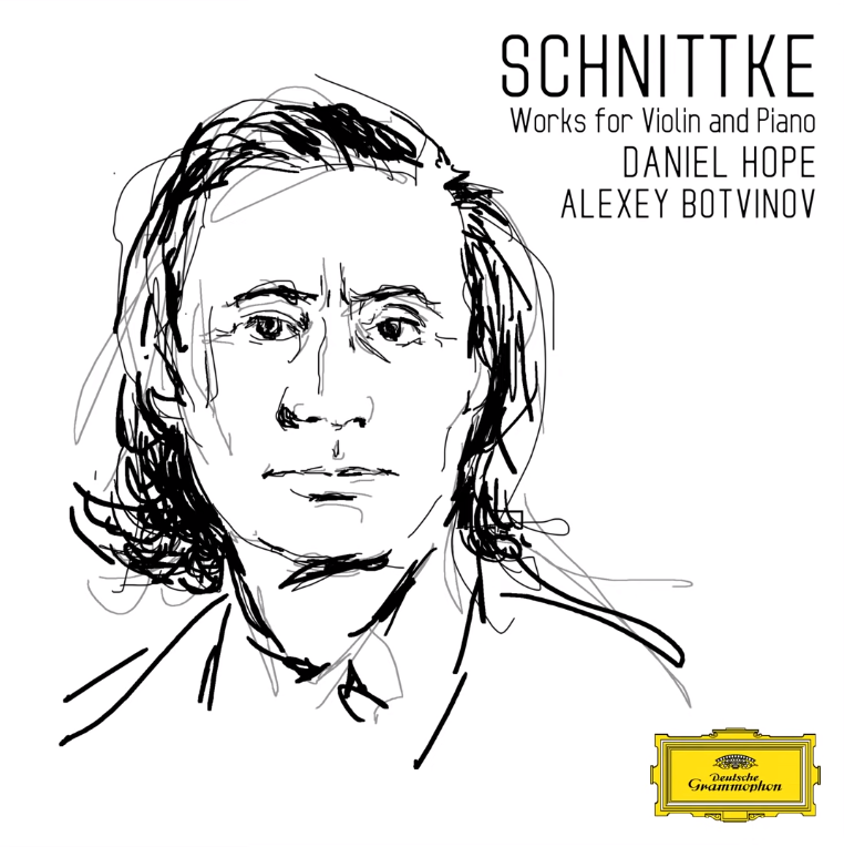 Lockdown songs: Daniel Hope, Alexey Botvinov. «Schnittke: Works for Violin and Piano»