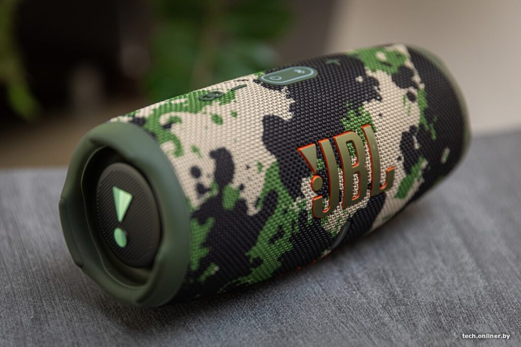 JBL Charge 5 - Sound