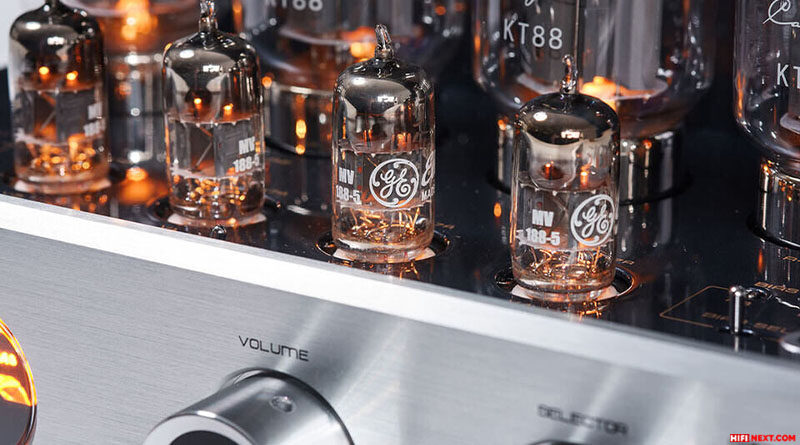 Cayin MT-35 MK2 PLUS, MT-50 PLUS and MA-80 Selection PLUS Amplifiers Released with GE NOS Tubes