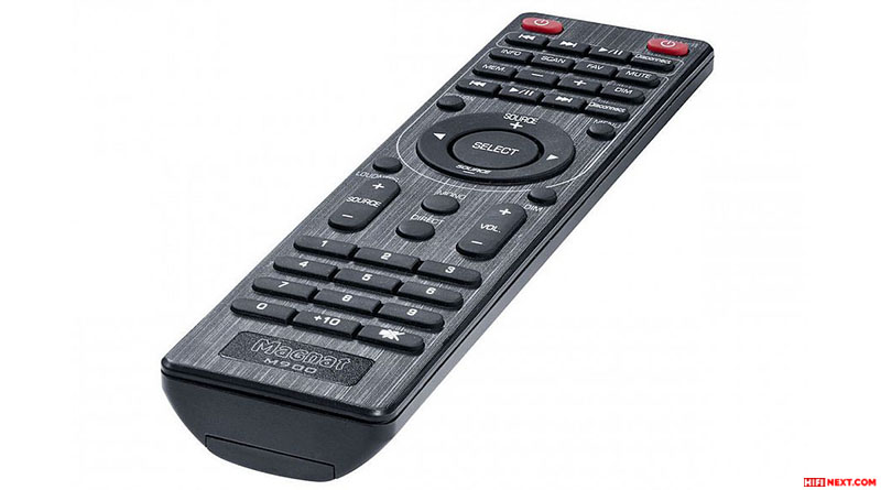 Magnat MA 900 Remote control