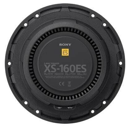 Sony XS-160ES