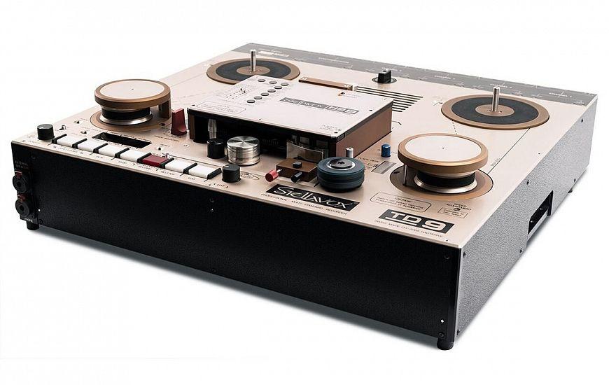 Tape recorder Stellavox PRO TD9