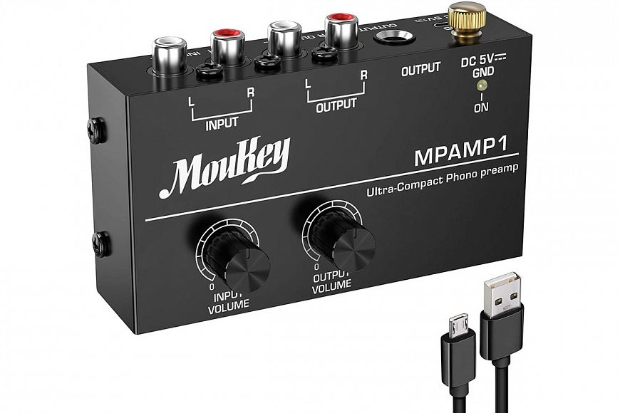 Moukey MPAMP1