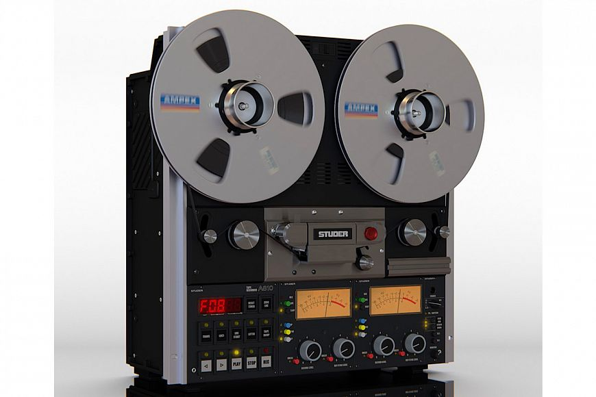 Tape Recorder Studer A810