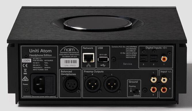 Uniti Atom Headphone version