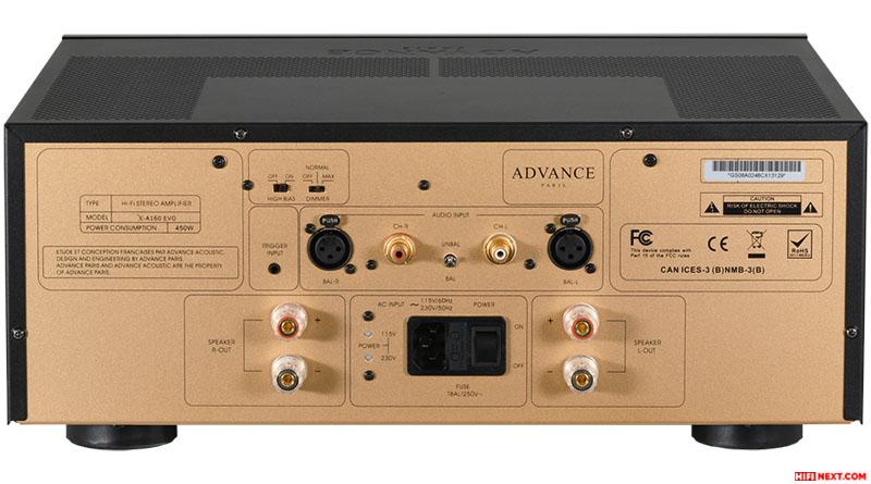 Advance Paris X-A160 Evo