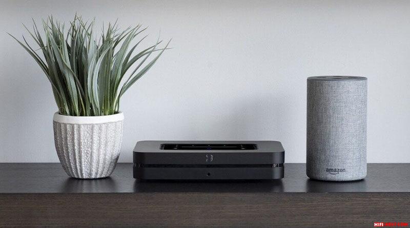 Bluesound Node 2i streamer and Powernode 2i streamer amplifier