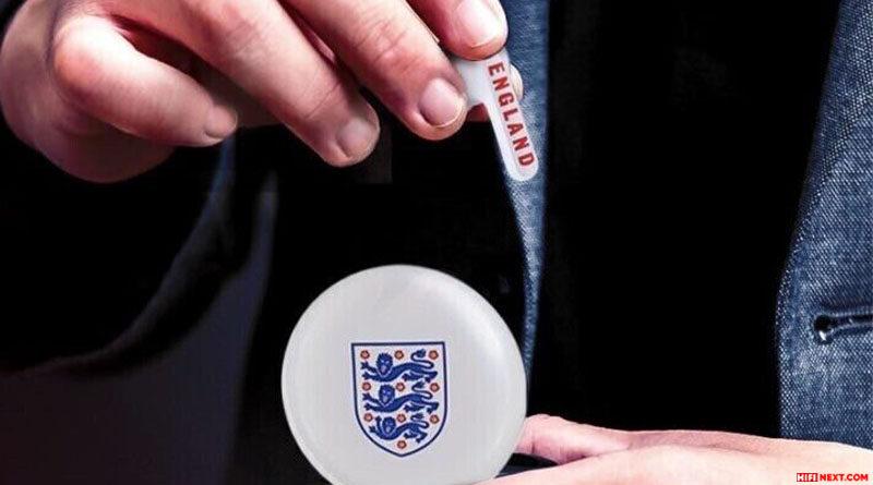 LG FA4 TWS Headphones with England Team logo for Euro 2020 Qualifier