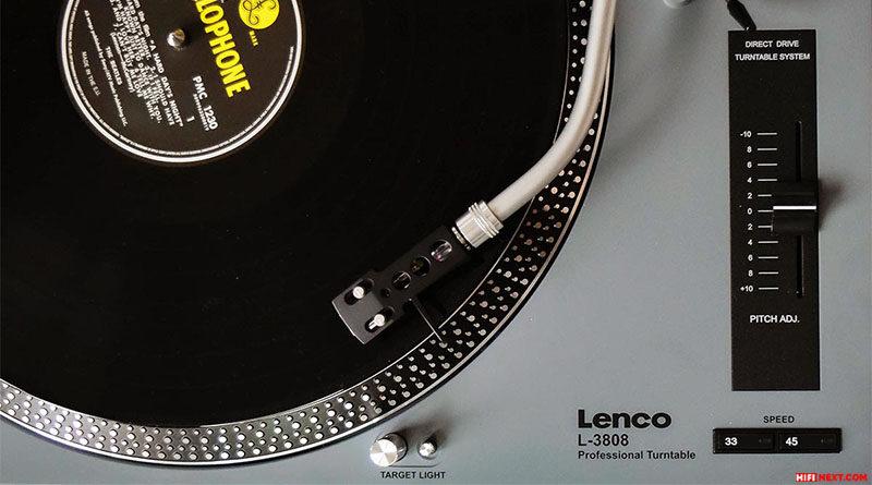 Lenco L-3808