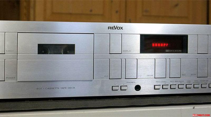 Revox B21