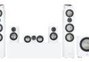 Updated series Canton GLE: titanium drivers in a modernized design
