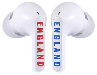 LG FA4 with England Team logo for Euro 2020 Qualifier