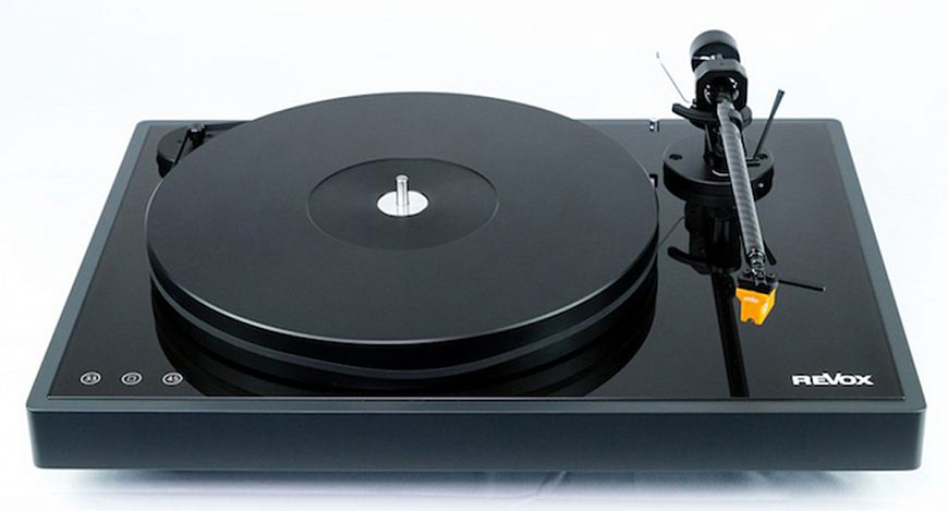 Vinyl – the easiest way to touch the analog