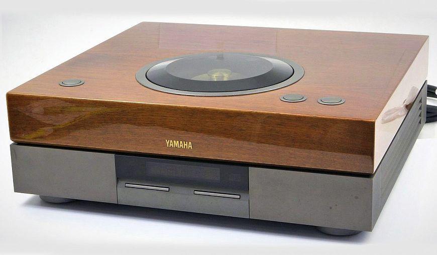 Yamaha GT-CD1 CD Player