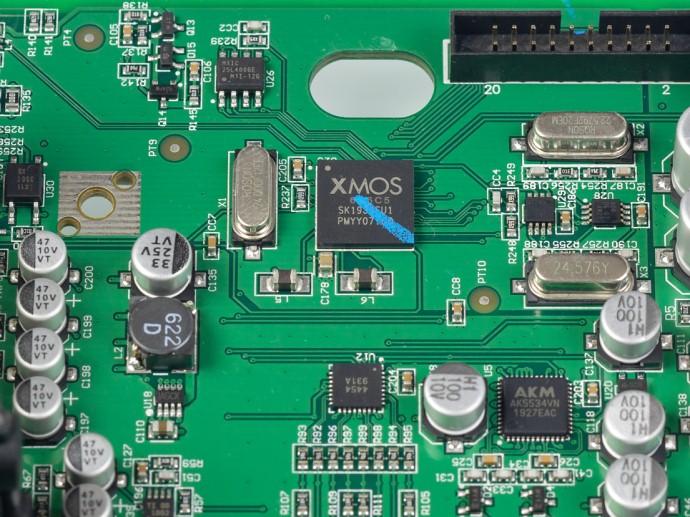 XMOS microcontroller